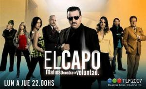El Capo: Mafioso contra su voluntad (TV Series)