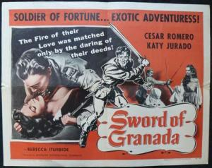 Sword of Granada (The Heart and the Sword)