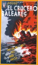 El crucero Baleares