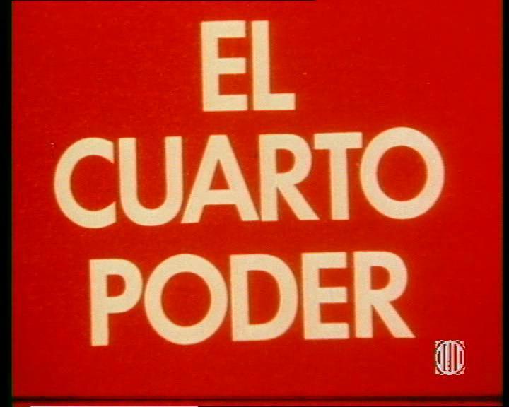 El cuarto poder (1970) - FilmAffinity