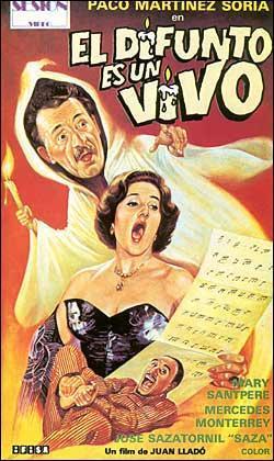 El Difunto Es Un Vivo 1955 FilmAffinity