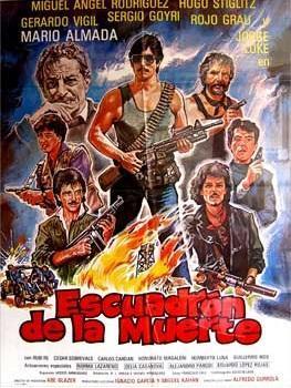 Image Gallery For El Escuadrón De La Muerte Filmaffinity