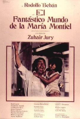 El fantástico mundo de la María Montiel