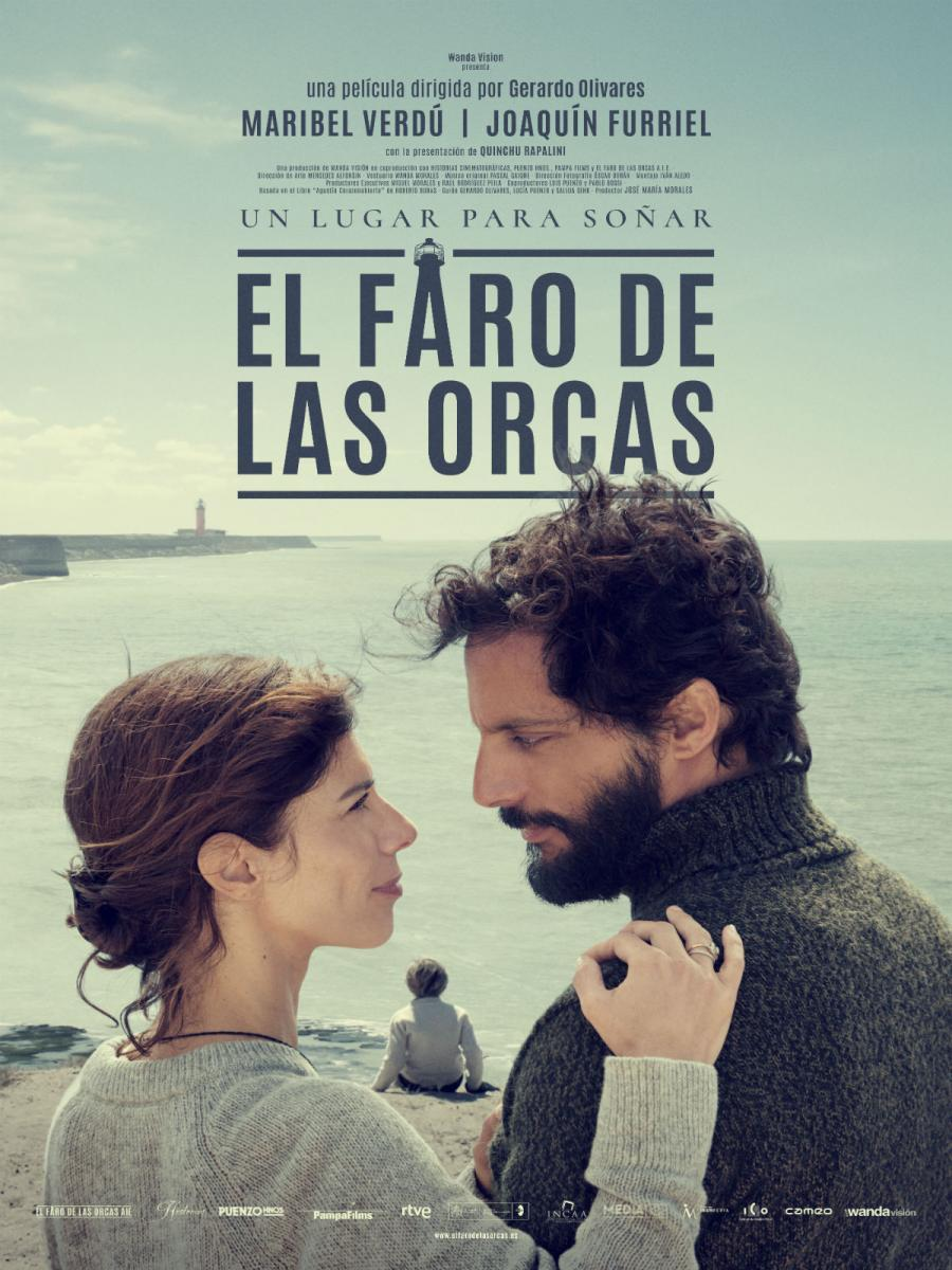 El faro de las orcas [2016][Español España] [1080p][MEGA]
