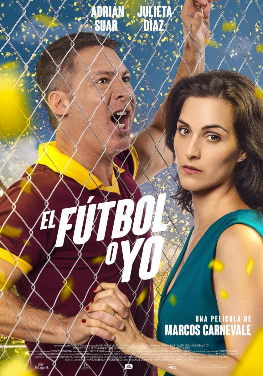 El Fútbol o yo, [2017] [1080p] [Español Arge] [MEGA]