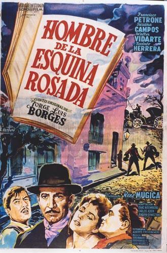 El hombre de la esquina rosada (1962) - FilmAffinity