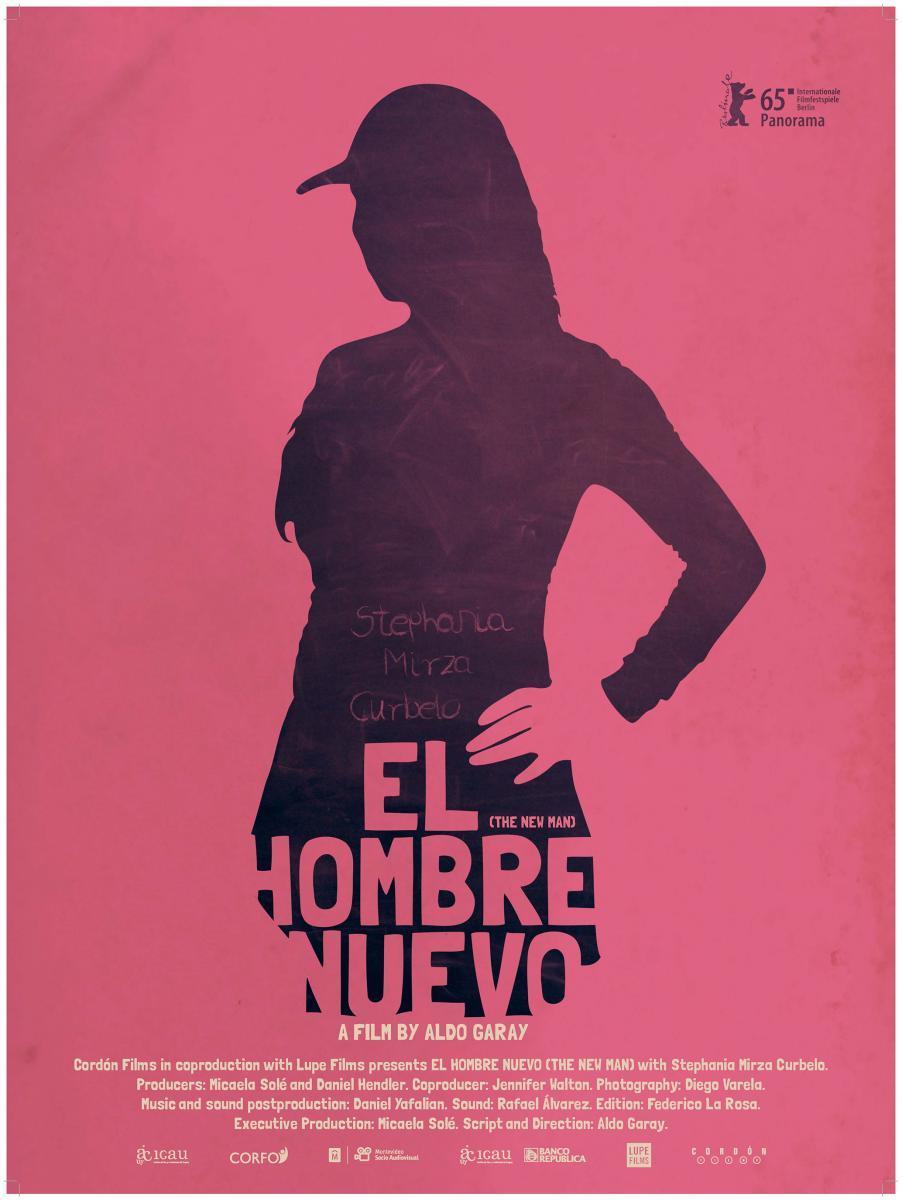68449e30a El hombre nuevo (2015) - FilmAffinity