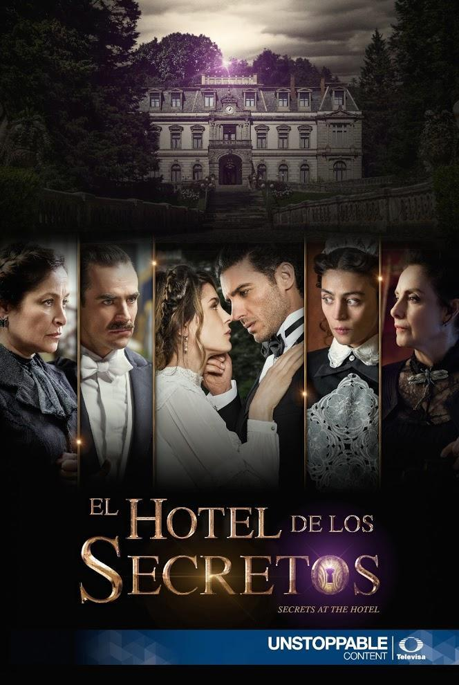 El hotel de los secretos tv series 2016 filmaffinity for Bazzel el jardin de los secretos