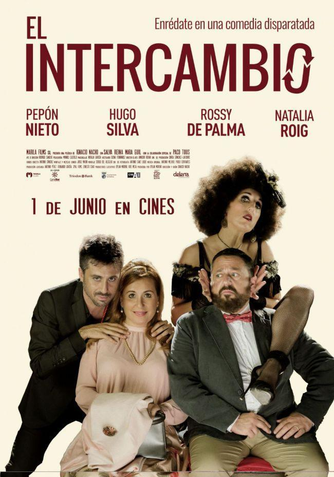 El intercambio (2017) 1080p Castellano Zippyshare
