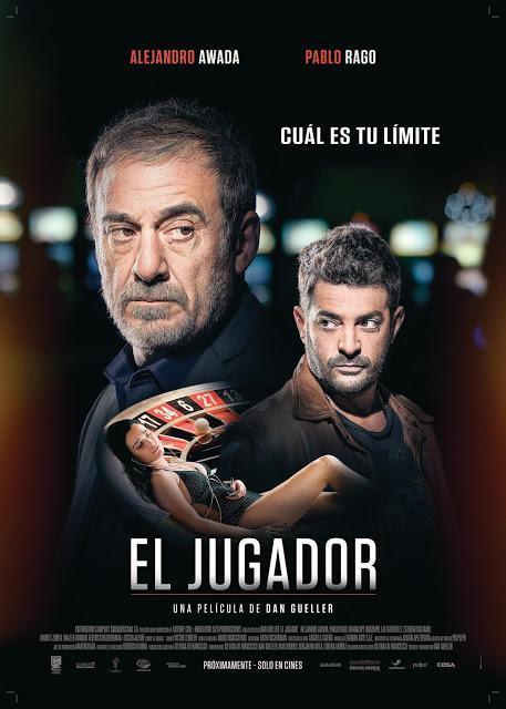 El jugador (2016) 1080p Latino Gratis
