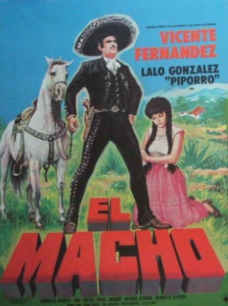 El Macho 1987 Filmaffinity