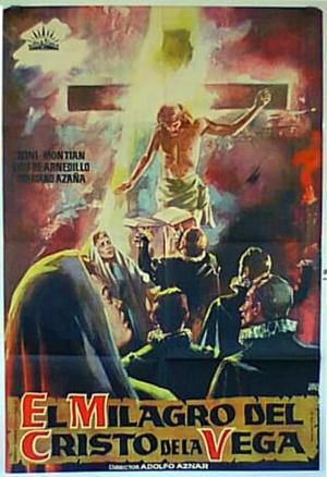 El milagro del Cristo de la Vega