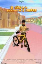 El niño de la bicicleta de 3 ruedas (C)