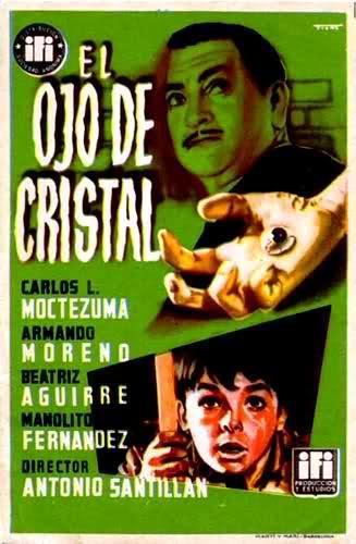 Resultat d'imatges de EL OJO DE CRISTAL
