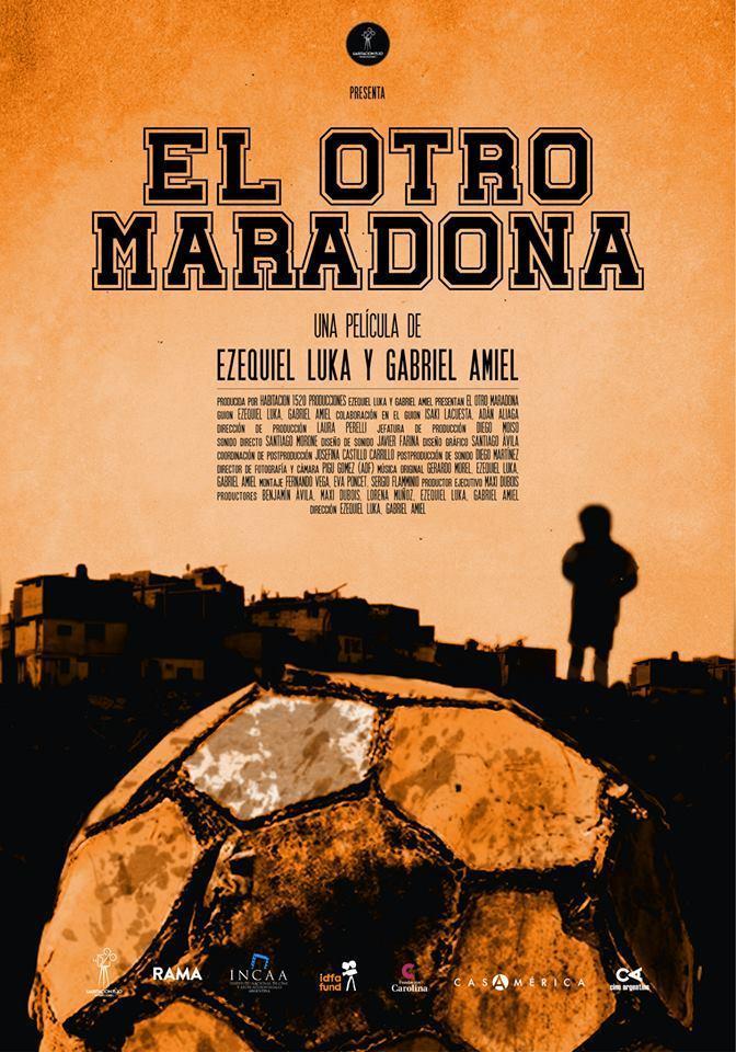 El otro maradona 2012 filmaffinity for Resumen de la pelicula la habitacion