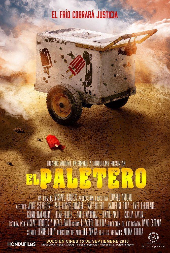 El paletero [2016][Español][1080p][MEGA]