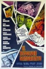 El revólver sangriento