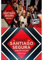 El Roast de Santiago Segura. Amiguetes los justos (TV)