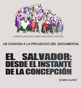 El Salvador: desde el instante de la concepción