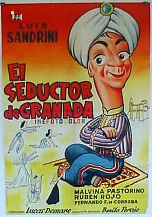 El seductor de Granada