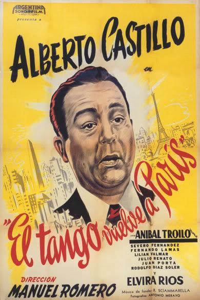 Risultati immagini per el tango vuelve a paris pelicula