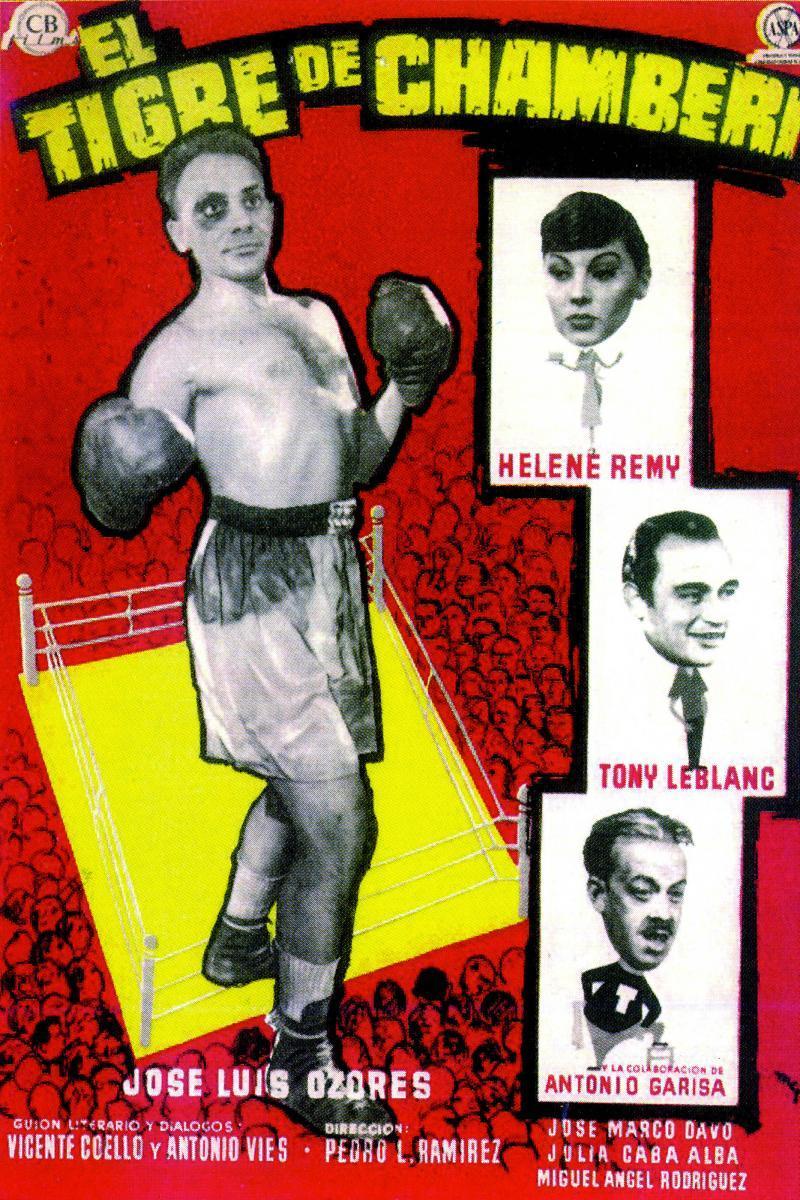 Críticas de El Tigre de Chamberí (1958) - Filmaffinity