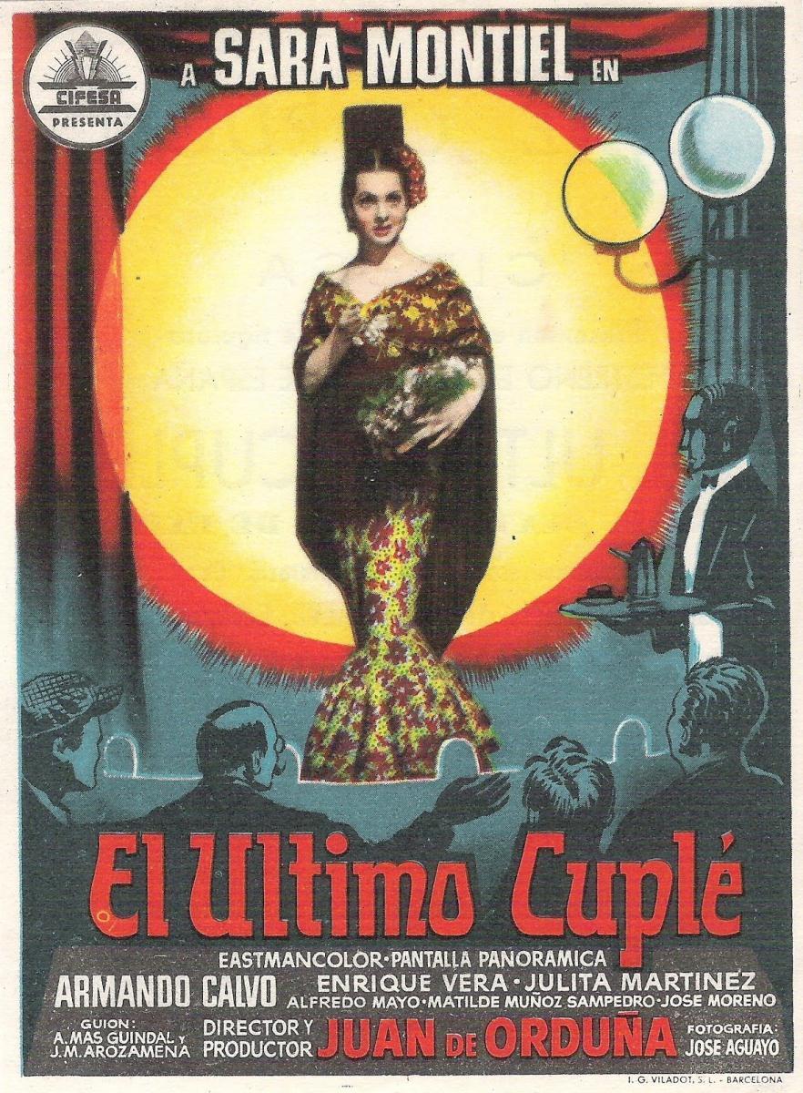 Críticas De El último Cuplé 1957 Filmaffinity