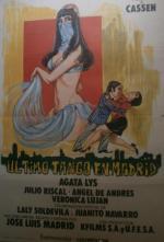 El último tango en Madrid