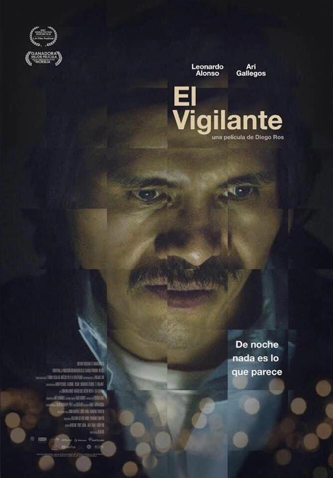 El vigilante [2016][Latino][1080p][MEGA]