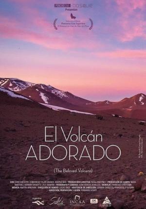 El volcán adorado