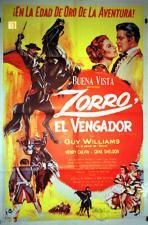 El Zorro vengador