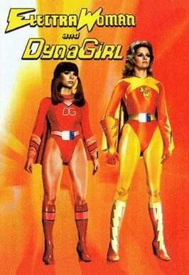 Electra Woman and Dyna Girl (Serie de TV)