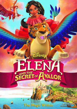 Elena y el secreto de Avalor (Miniserie de TV)