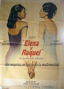 Elena y Raquel