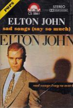 Elton John: Sad Songs (Say So Much) (Music Video)