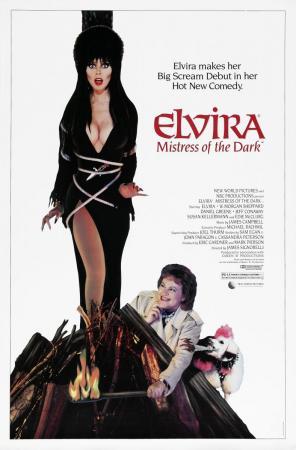 Elvira, misterio de la obscuridad