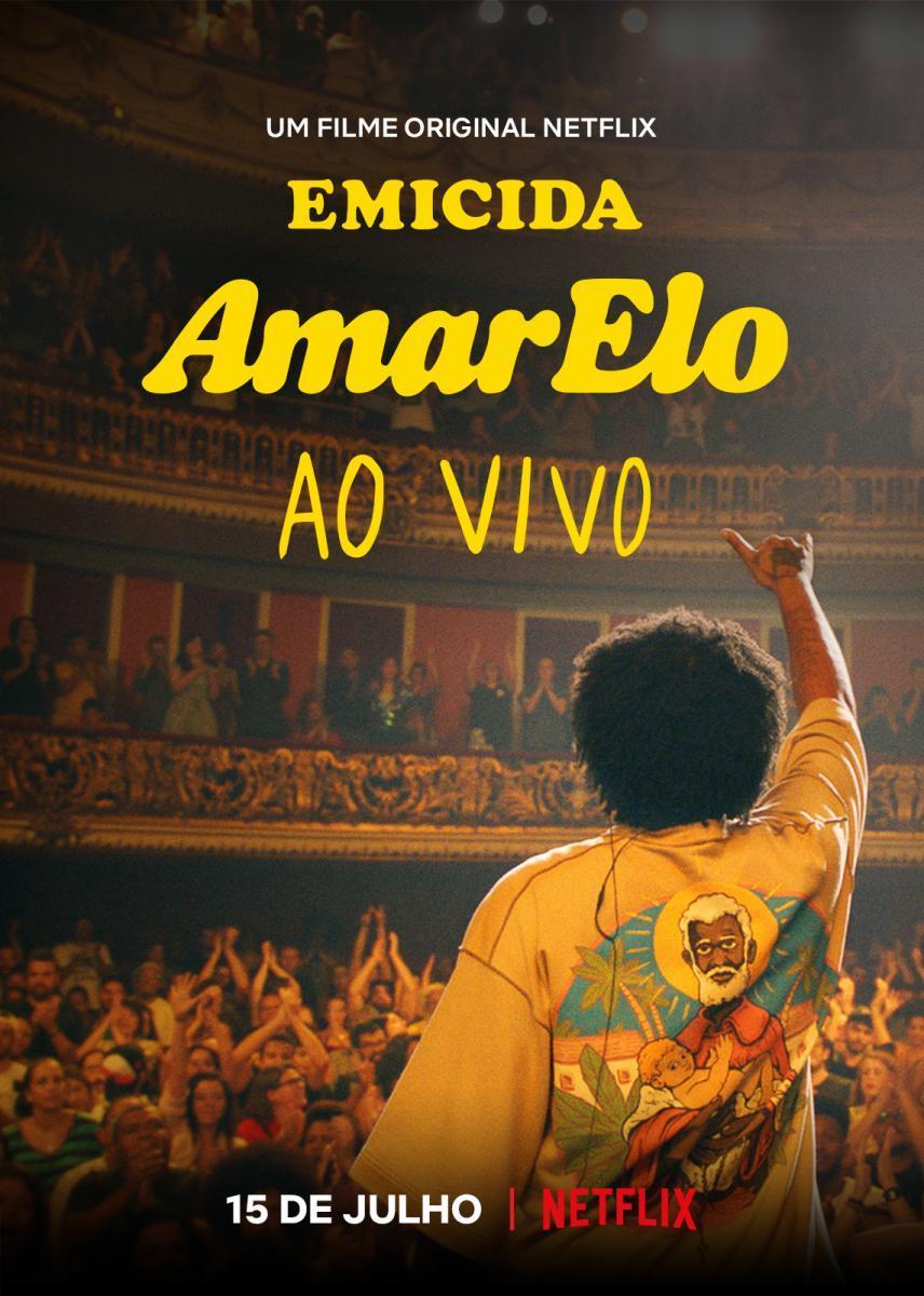Emicida:聖保羅演唱會現場 | awwrated | 你的 Netflix 避雷好幫手!