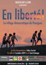 En liberté! le village démocratique de Pourgues