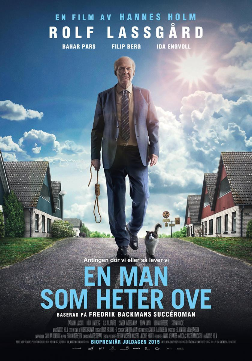 Image result for A MAN CALLED OVE ( 2015 ) POSTER