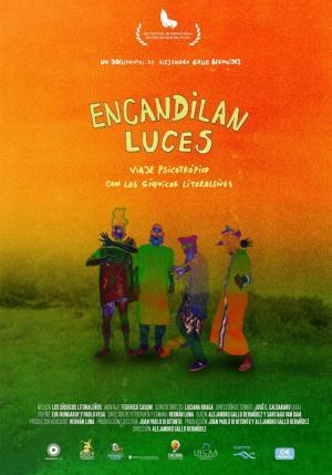 Imagen Encandilan luces, viaje psicotrópico con Los Síquicos Litoraleños