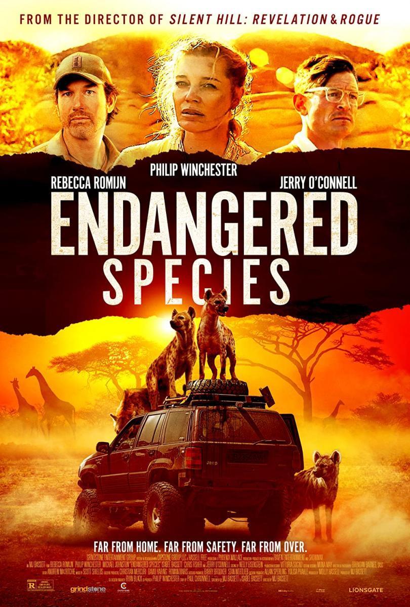 Endangered Species 2021 WEB-DL 1080p Latino Descargar