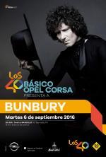 Enrique Bunbury: Concierto Básico 40 Opel Corsa