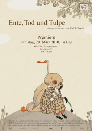 Ente Tod Tulpe