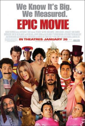 Una loca película épica
