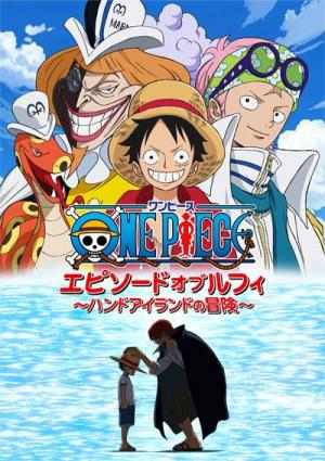 One Piece: Episode of Luffy - Hand Island Adventure (TV)