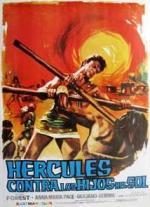 Ercole contro i figli del sole (Hércules contra los hijos del Sol)