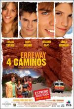 Erreway: 4 caminos (AKA Rebelde Way: La película)