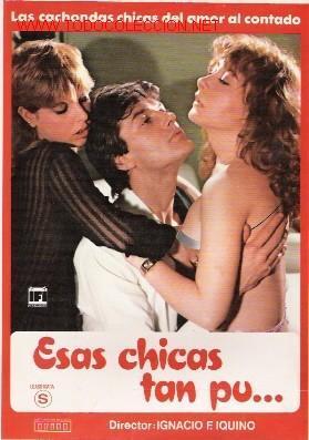 Esas chicas tan pu..(1982)