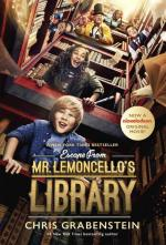 Escape from Mr. Lemoncello's Library (TV)