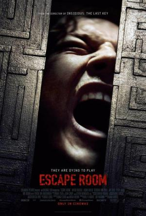 Escape Room: Sin salida (2019) [CAM] [Latino] [1 Link] [MEGA] [GDrive]